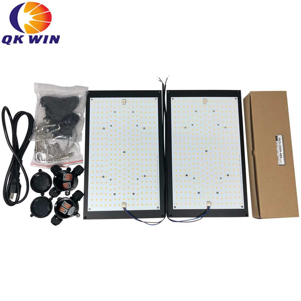 240W LED Grow Light Quantum Board Full Spectrum Samsung LM301B 3000K/3500K/4000K/3000K+660nm Meanwell Driver 120w/240w DIY Parts