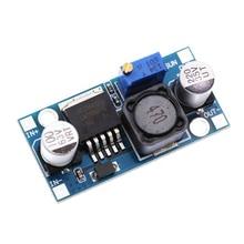 LM2596HVS LM2596 HV LM2596HV DC-DC Adjustable Step Down Buck Converter Power Module 4.5-50V To 3-35V Urrent limiting
