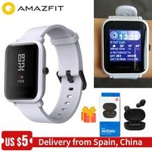 Xiaomi huami Amazfit bip Smart Watch GPS Men Women Bluetooth Heart Rate 45 DaysH