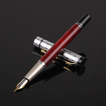 Metal Fountain Pen High Quality Ink Pens School Business Supplies For Student Gift Office supply unicorn fountain pen cute gift set school supplies 0 5mm office supplies office accessories pen ink pen high quality gift pen