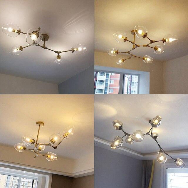 Creatieve Lamp Woonkamer  4