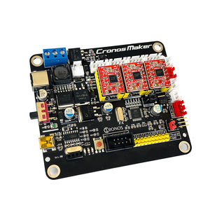 Image 4 - Cnc 3018 Grbl 1.1 3 Axis Stappenmotor Dubbele Y as Usb Driver Board Controller Laser Board Voor Grbl Cnc router 3 Axis Usb Board