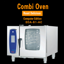 Commercial  Gas Oven 6*1/1GN Large Capacity Roast Chicken Pizza Bread Steamed Rice Stove Special Equipment