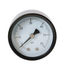 60 PSI 1/4 NPT 2 Dial Pressure Gauge Back Mount Pool Spa Valve Filter Replacement y60 dial gauge diameter of 60 gauge pressure reducer plant 0 611 62 5 page 4