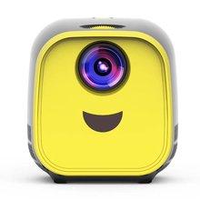 1 мини домашний портативный проектор светодиодный hd-проектор беспроводная Мультимедиа умный дом детские игрушки подарок