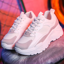 Women Sneakers Fashion Woman Shoes Platform Chunky Sneakers
