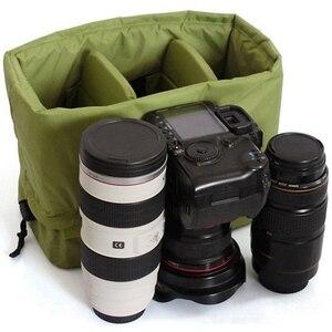 Image 5 - RISE กันน้ำใส่ Partition กระเป๋ากล้องเลนส์สำหรับกล้อง DSLR SLR