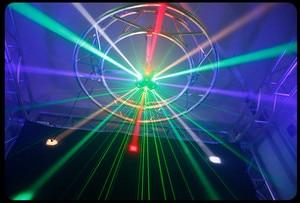 Image 1 - أدى 80W + 48W RGBW نقل رئيس ضوء DMX 512 سطوع عالية ضوء للديسكو الرقص قاعة KTV مرحلة النادي الليلي DJ تظهر العصابات