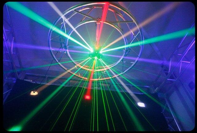 أدى 80W + 48W RGBW نقل رئيس ضوء DMX 512 سطوع عالية ضوء للديسكو الرقص قاعة KTV مرحلة النادي الليلي DJ تظهر العصابات