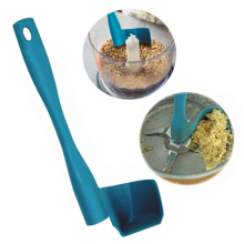 Rotating Spatula For Kitchen Removing Portioning Food Multi-Function Rotary Mixing Drums Tools