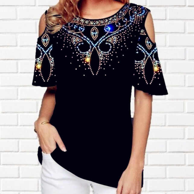 Blusas de chifón para verano 2020, blusas para mujer