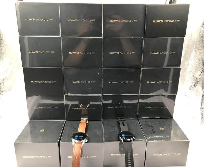 Reloj inteligente Huawei GT 2 rastreador de oxígeno en sangre spo2 Bluetooth Smartwatch 5,1 rastreador de frecuencia cardíaca para Android iOS - 3