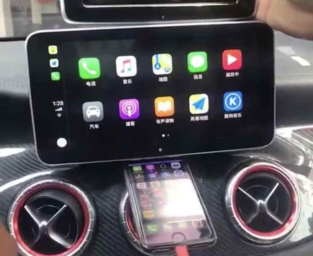 Carlinkit usb スマートリンクアップル carplay android ナビゲーションプレーヤーミニ usb carplay スティックと android の自動