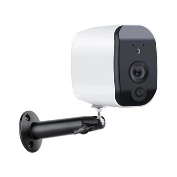 Battery Powered 1080P Wireless IP Camera WiFi Surveillance Camera Waterproof IR Record Audio Home Security Camera