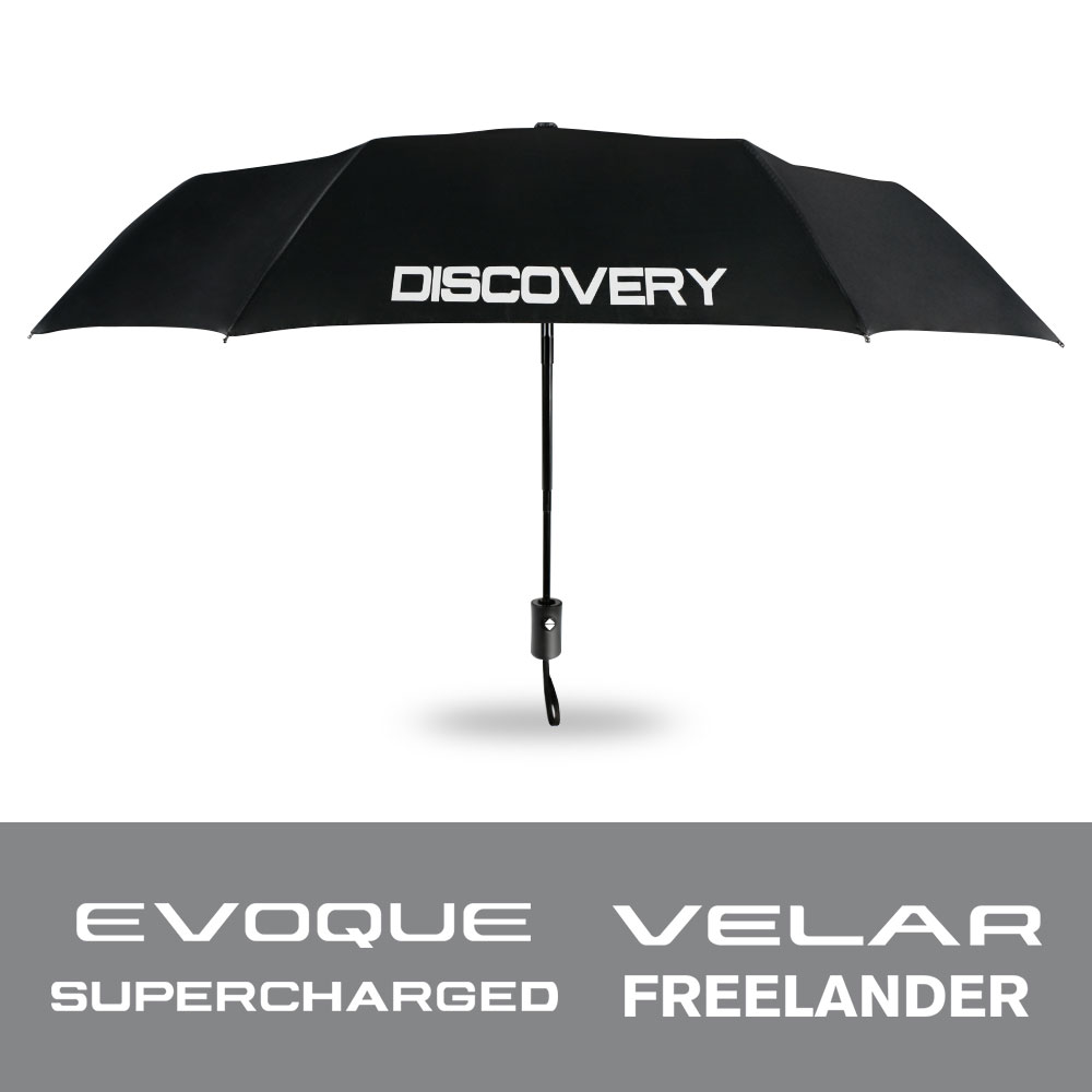 Car Automatic Folding Umbrella For Land Rover Discovery 3 4 Freelander Evoque Velar Supercharged Autogiography SVR Accessories