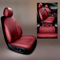 Car seat cover for mitsubishi outlander 3 xl pajero 2 4 sport space star lancer x 10 l200 eclipse cross car seat covers