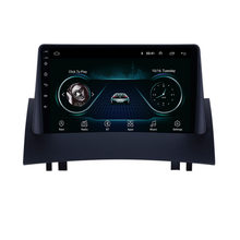 "9 ""4G LTE Android 10.1 DSP Radio Multimedia Video Player di Navigazione GPS Per Renault Megane 2 2004 2005-2008 2 din no dvd(China)"
