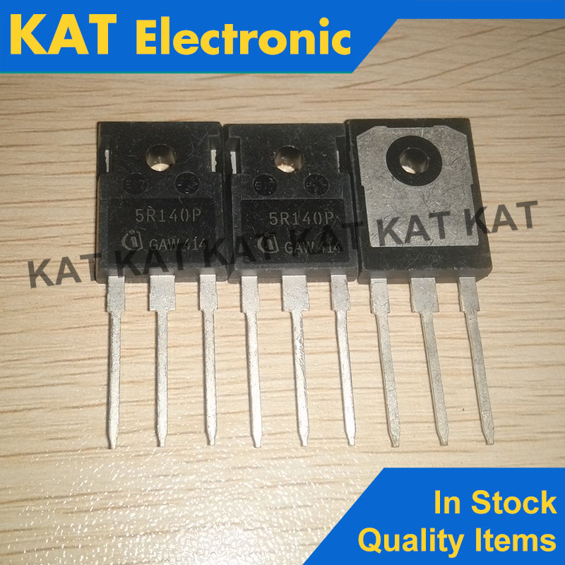 5PCS/Lot 5R140P IPW50R140CP 550V 23A TO-247 CoolMOSTM Power Transistor