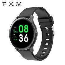 Magic Women Smart watch Heart Rate Blood oxygen Sport Bluetooth Men Fitness Trakcer KW19 Smartwatch For Android IOS phone + Box
