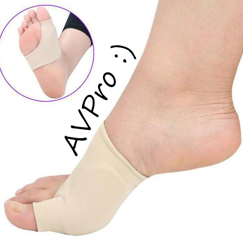 Adjuster Foot Care Bunion Corrector Gel Pad Stretch Nylon Hallux Valgus Protector Orthopedic Supplies Toe Straightener Socks