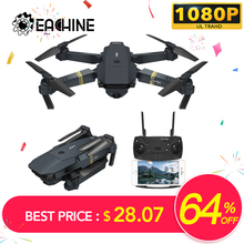 Eachine E58 WIFI FPV With Wide Angle HD 1080P Camera Hight Hold Mode Foldable Arm RC Quadcopter