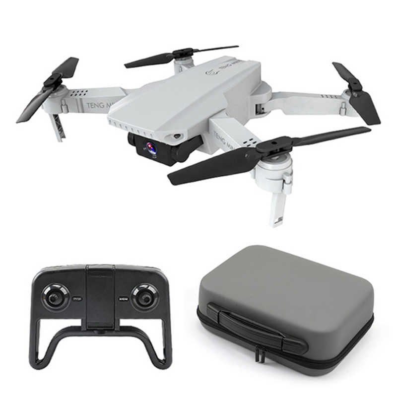 2020 MINI Drone Cámara 4K WIFI FPV vídeo aéreo RC Quadcopter mantenimiento de altitud plegable 4K Drone con cámara HD Quadrocopter VS E68