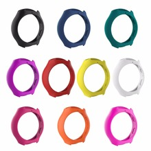 Soft Silicone Protector Cover Case For Samsung Galaxy Gear S2 SM-R720 & SM-R730 excellent quality 2016 new women luxury silicone watch band strap for samsung galaxy gear s2 sm r720 best price