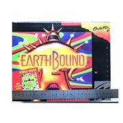 "Image 1 - Earthbound עם תיבת 16 ביטים משחק מחסנית ארה""ב גרסה"