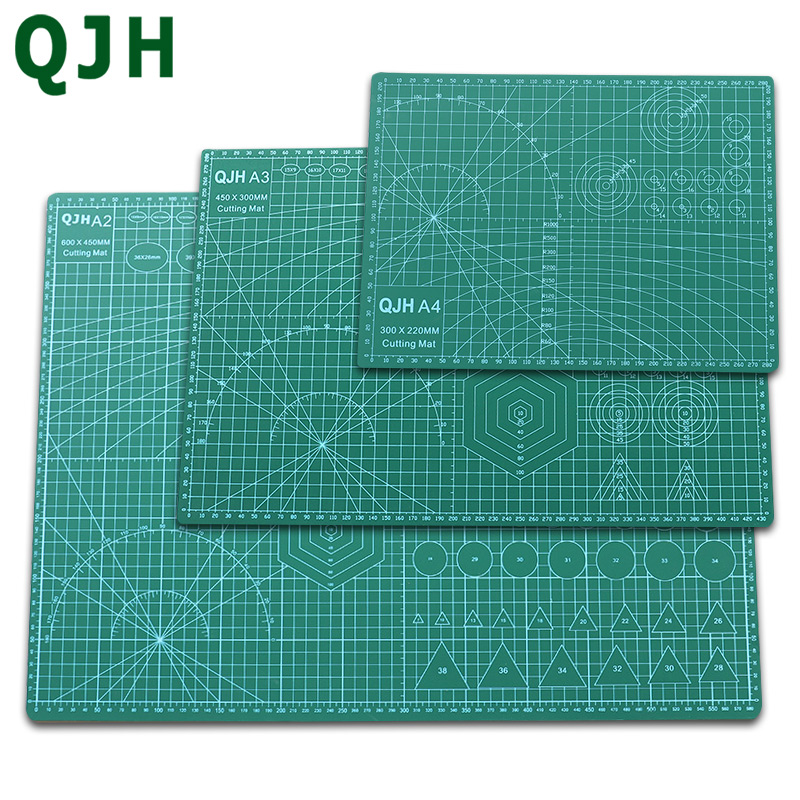 A2A3A4 PVC Cutting Mat Cutting Pad Patchwork Cut Pad A3 Patchwork Tools Manual DIY Tool Cutting Board Double-sided Self-healing-1