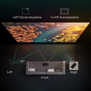 Image 5 - 2020 חדש BYINTEK P10 חכם אנדרואיד Wifi מיני כיס נייד מלא HD LED מקרן עבור Smartphone קולנוע ביתי 1080P מקסימום 4K