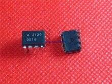 10 ピース/ロットHCPL3120 HCPL 3120 A3120 dip 8 在庫