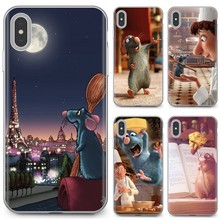 Ratatouille movie film 2007 del Manifesto di film Per Samsung Galaxy A3 A5 A7 A9 A8 star Lite A6 Più 2018 2015 2016 2017 Morbido Borsette Caso(China)