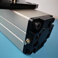 SMC rotary pneumatic cylinder cdra1fs100 180cz rotary pneumatic actuator CDRA1LS100 180C CDRA1FS80 100C CDRA1BS30 90C 180C