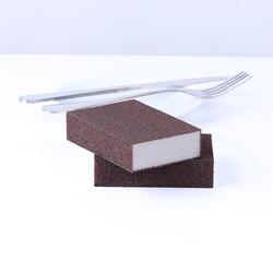 1/4Pcs Sponge Magic Eraser for Removing Rust Cleaning Cotton Kitchen Gadgets Accessories Descaling Clean Rub Pot Kitchen Tools