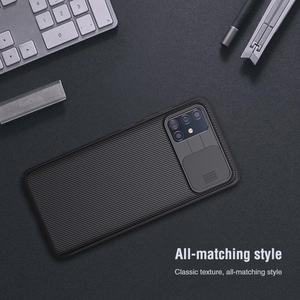 Image 4 - for Samsung Galaxy A51 A71 Case NILLKIN CamShield Case Slide Camera Cover Protect Privacy Classic Back Cover For Samsung A51 A71