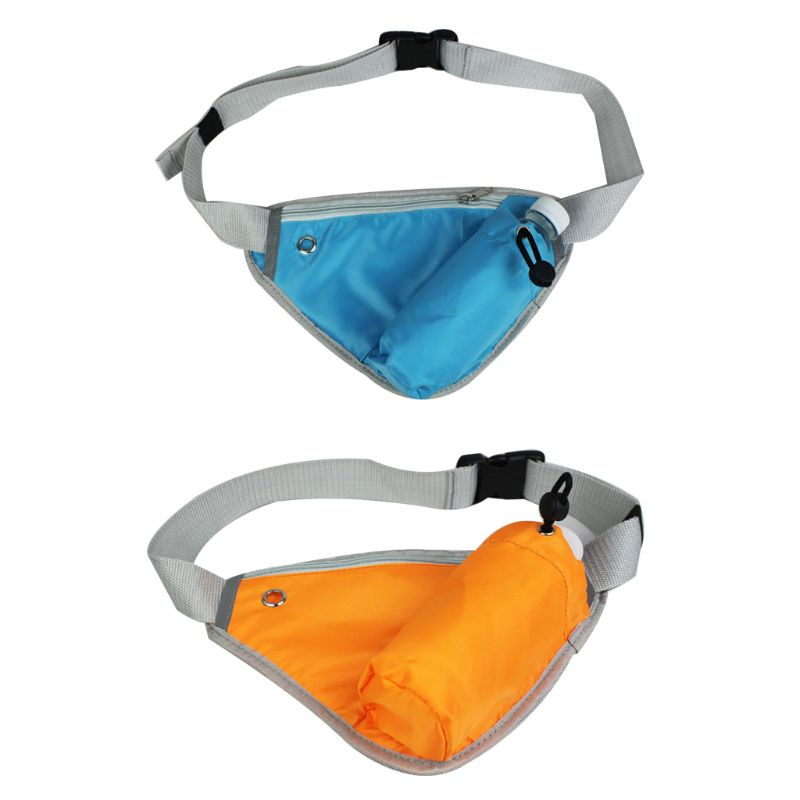1pc Kettle Waist Bag Sports Casual Outdoor Waist Bag For Camping Jogging Hiking Walking Sports Equipment