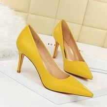 2020 женские 75 см на высоком каблуке Классическая обувь День