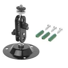 Настенный кронштейн, держатель для монитора, Поворотная стойка для камеры наблюдения, кронштейны для проектора
