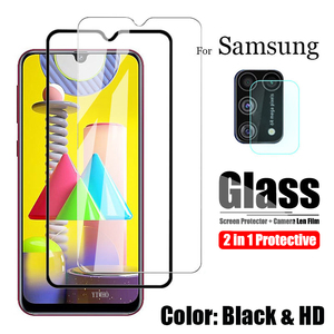 2 in 1 Protective Glass for Sa