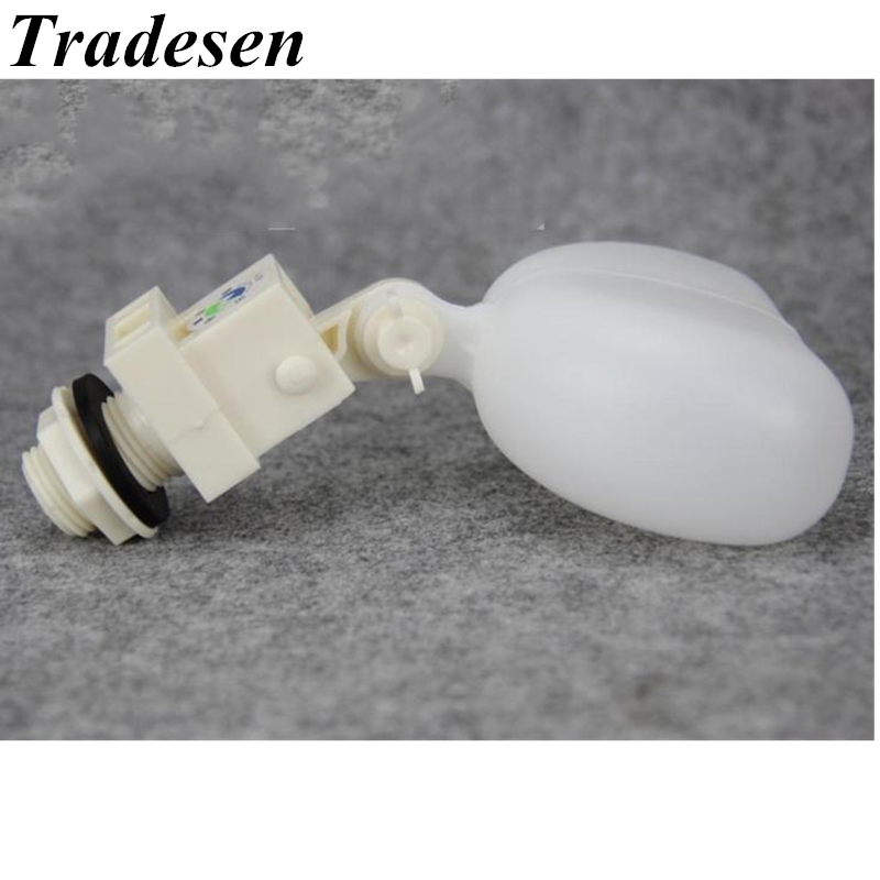 1pcs ABS Adjustable Mini Plastic Float Valve Fish Tank 1/2 Inches Inlet And Water Treatment Equipment