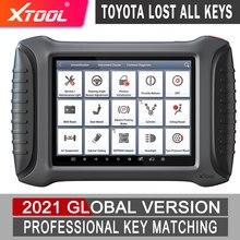 XTOOL X100 PAD3 immobilizzatore professionale per strumenti diagnostici programmatore chiave OBD2 con Kc100 per 4 ° e 5 ° aggiornamento gratuito immo online