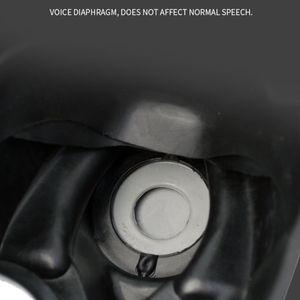 Image 2 - Volledige Facemask Respirator Airsoft Gas Masker Bril Cs Transpiratie Stof Gezichtsmasker Voor Chemie Verf E65A