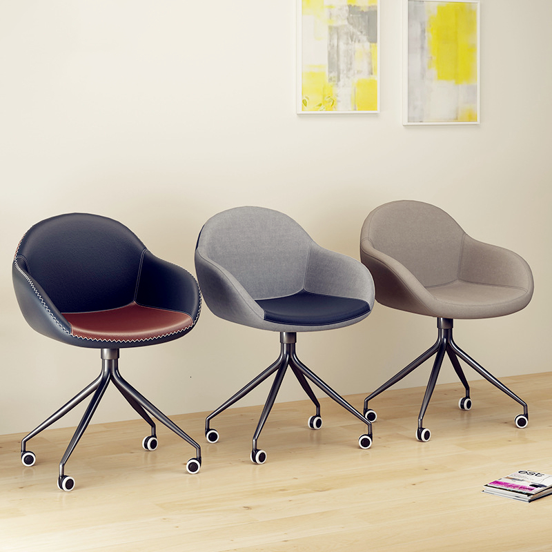 Home Computer Chair Creative Dormitory Chair Study Modern Simple Chair Comfortable Meeting Office Chair Report Thi