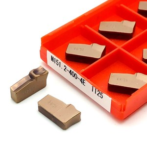 Image 3 - N151.2 300 4E N151.2 200 4E N151.2 400 4E 1125 single head slotted cut 2mm 3mm 4mm metal turning tools N151.2 cutting tool