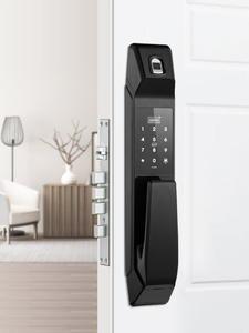 Door-Lock Keyless-Lock Fingerprint Digital Password Smart Home with Card-Key for Automatic