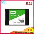 Внутренний твердотельный накопитель Western Digital SSD 120 ГБ 240 ГБ SATA 3 2,5 дюйма, внутренний жесткий диск для ноутбука, ПК SSD 480 ГБ ТБ, 100% оригинал