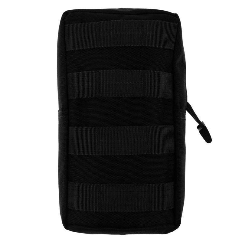 Modular Pouch Utility Bag For Accessory - One Size, Black