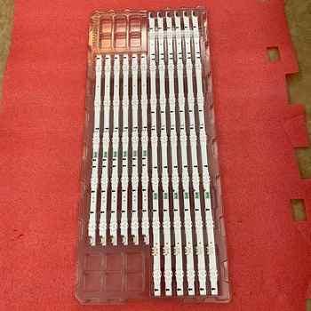 12 PCS/set LED Backlight strip for UE55H6300 UE55H5500 UE55H6200 UE55H6400 UE55H6800 UE55J5000 BN96-30432A 30431A 30430A 30429A