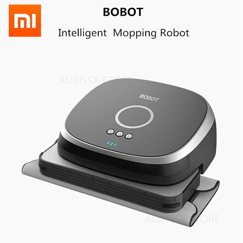 Xiaomi Vacuum Cleaner Robot MIN580 Min590 Intelligent Mopping Robot Imitation Of Human Kneeling On The Floor Mopping Smart Mop