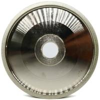 New 150 Grit Cbn Grinding Wheel Diamond Grinding Wheels Diameter 150Mm High Speed Steel For Metal Stone Grinding Power Tool H5
